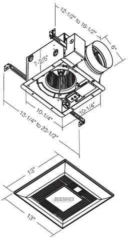 FV-13VKML3 Illustration