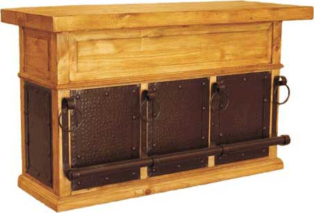 Rustic Pine Wood Mexican Rustic Furniture Mexican Imports