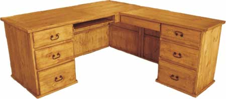 Office Rustic Mexican Furniture