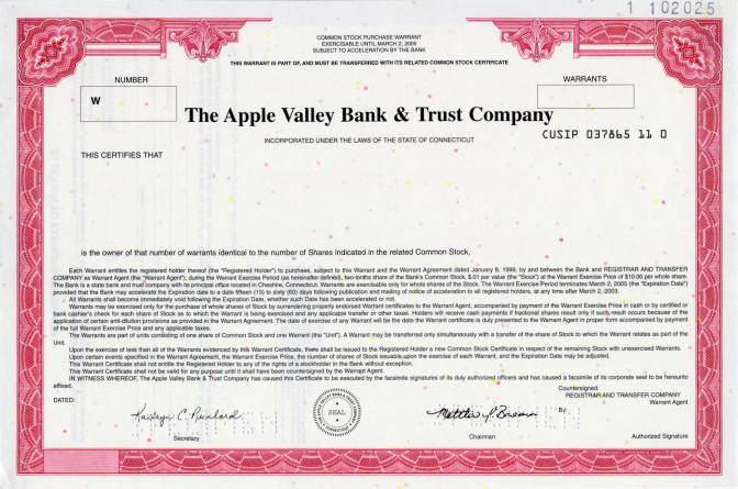 - applevalleybanktrustco