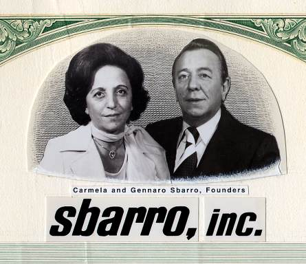 Sbarro, Inc (Specimen Proof ) - New York 1994