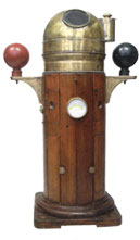 Antique Nautical Binacle