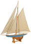 Defender Sailboat Model
