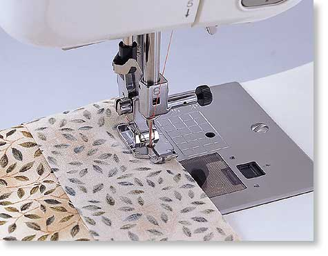 1 4 Quot Piecing Quilting Foot For Brother Baby Lock Snap