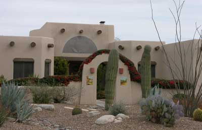 Adobe House Plans on Southwestern Home Plans   Your Guide To Southwest Home Designs