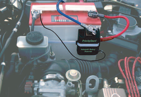 12 Volt Battery Saver Auto Disconnect Switch