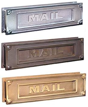 How to Insulate Your Mail Slot | eHow.com