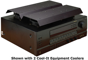 Cool-It 2 Receiver thermal cooler