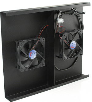 Component Cooling Shelf