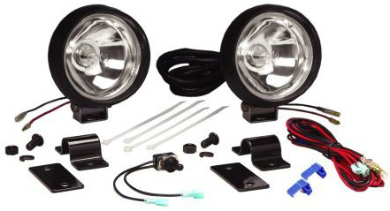 5 inch Round ATV Auxiliary Flood or Driving Light