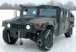 Snow Claws Tire Traction System