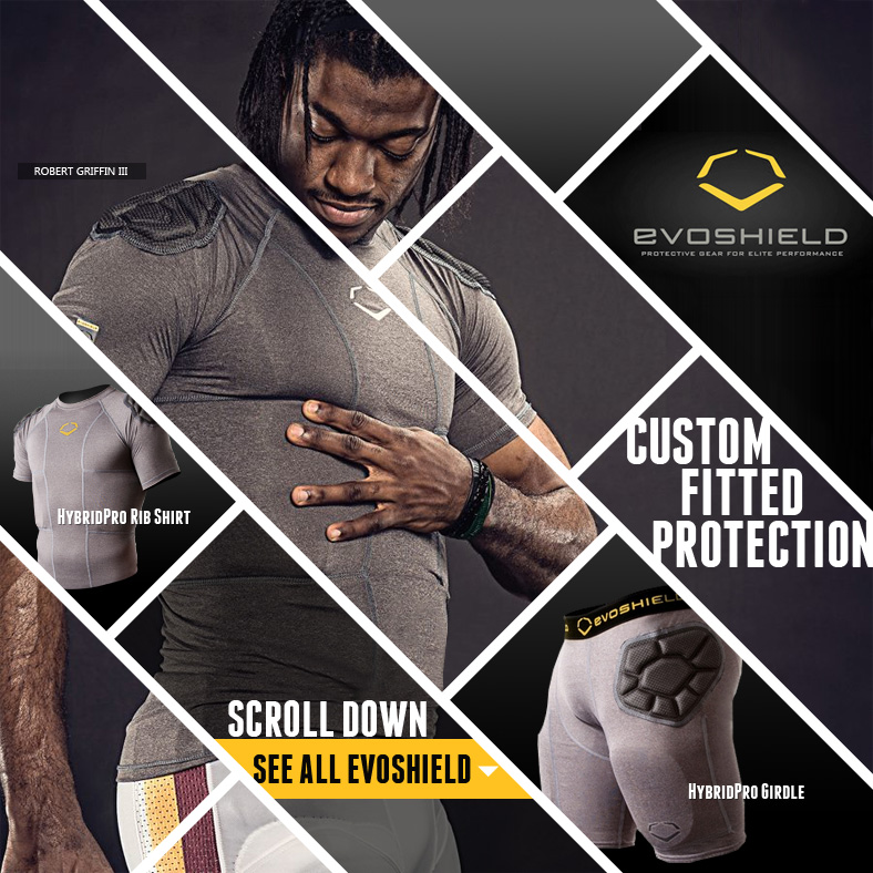 Evoshield Custom Fitted Protection