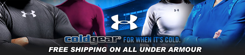 Under Armour Coldgear - Free Shipping