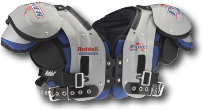 Riddell Shoulder Pads