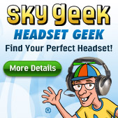 SkyGeek Headset Geek