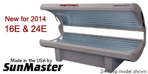 SunMaster SM16E tanning bed
