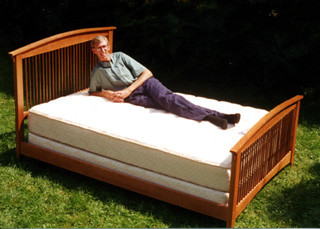 Extra Long Wood Bed Frames