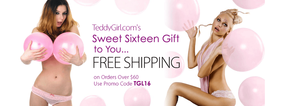 Lingerie with Free Shipping on Orders Over $60