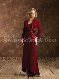 Dresses and Gowns for a Mother of the Bride or Groom Montage Style #28901, Spring, 2008, Main Image