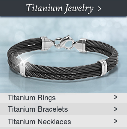 Shop Titanium Jewelry