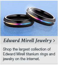 Shop Edward Mirell Titanium Jewelry