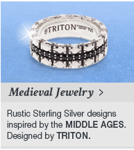 Shop the Medieval Jewelry Collection