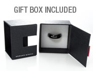 gift packaging included