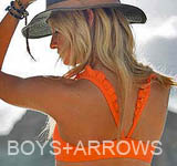 BOYS+ARROWS SWIMWEAR