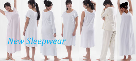 New Sleepwear at Underwear Options