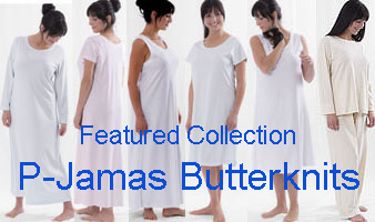 P-Jamas Butterknits Collection at Underwear Options