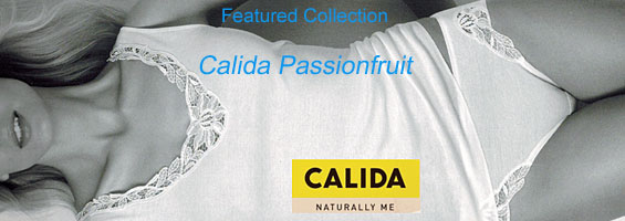 Calida Passionfruit Collection at Underwear Options