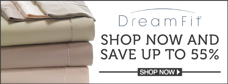 dreamfit bedding