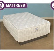 Plush mattresses only