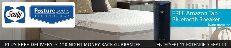 sealy hybrid mattress sale