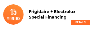 Frigidaire Finance Offer
