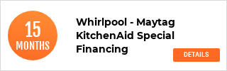 Whirlpool/Maytag Finance Offer