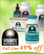 Source Naturals Health Products