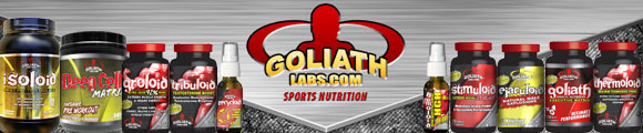 Goliath Labs Sports Nutrition