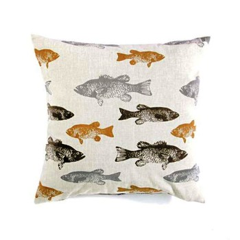 Wild Stream Pillow