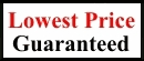 We offer the lowest prices guaranteed!