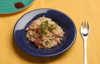 How to cook jambalaya rice