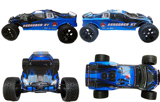 redcat racing shredder xt 1 6 scale