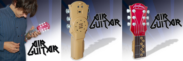 Geek Toys Air Guitar