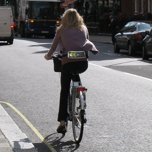 Bicycle Turning Signals