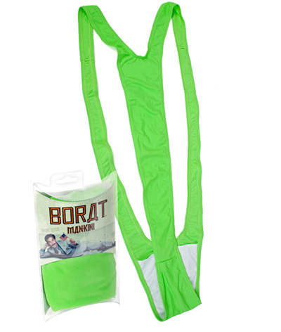 mankini borat bathing suit