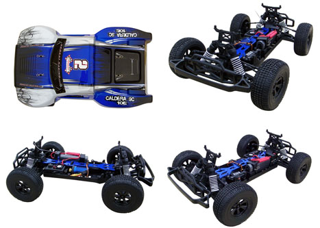 redcat racing RC caldera sc 10e brushless RC Truck