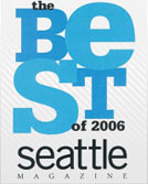 The Best of Seattle 2006 - Seattle Magazine