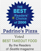 The Best Reader's Choice of 2006 - Seattle Magazine