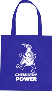 Chemistry Power Tote Bag