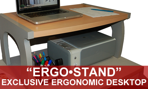 New Arrivals: BOE Exclusive Ergo-Stand